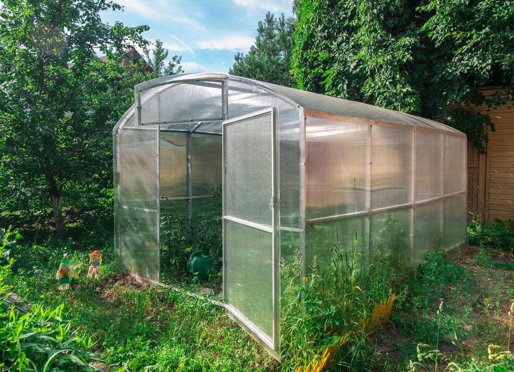 Polykarbonátové skleníky